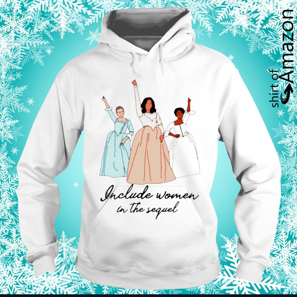 Kamala michelle amanda include women in the sequel hoodie