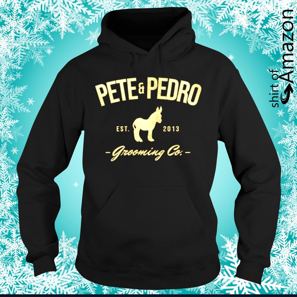 Pete and pedro hoodie