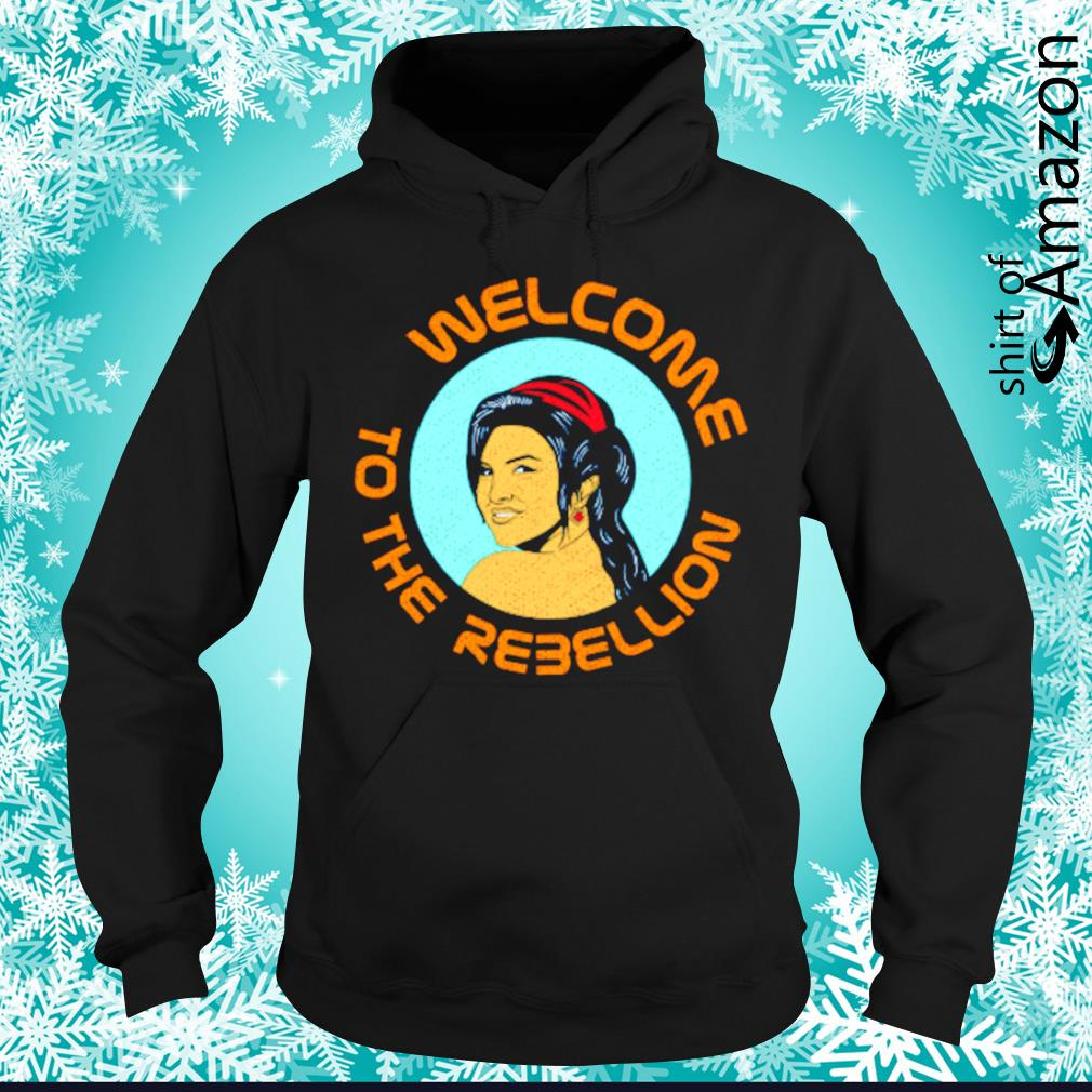 Welcome to the rebellion hoodie