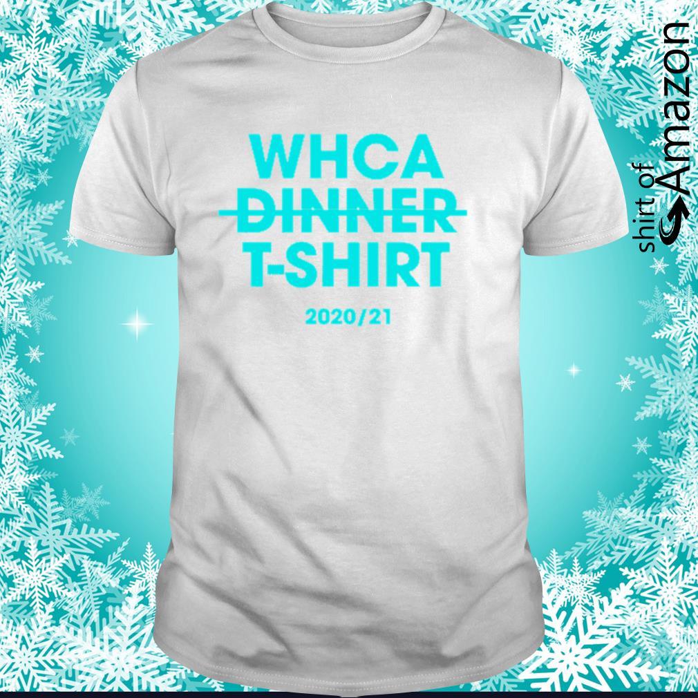WHCA dinner 2020-21 shirt