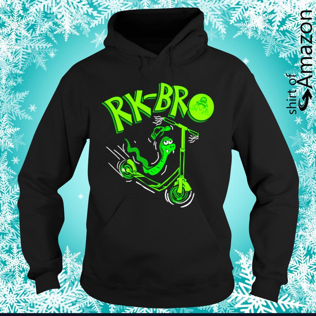 Rk Bro snake hoodie