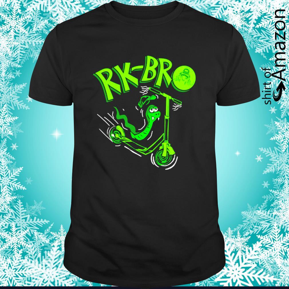 Rk Bro snake shirt