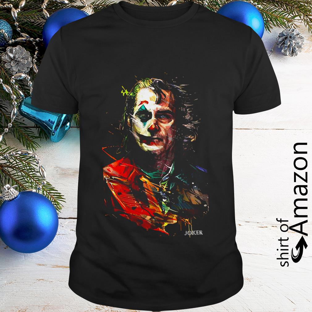 The Joker Movie Joaquin Phoenix Shirt, Hoodie, Sweater