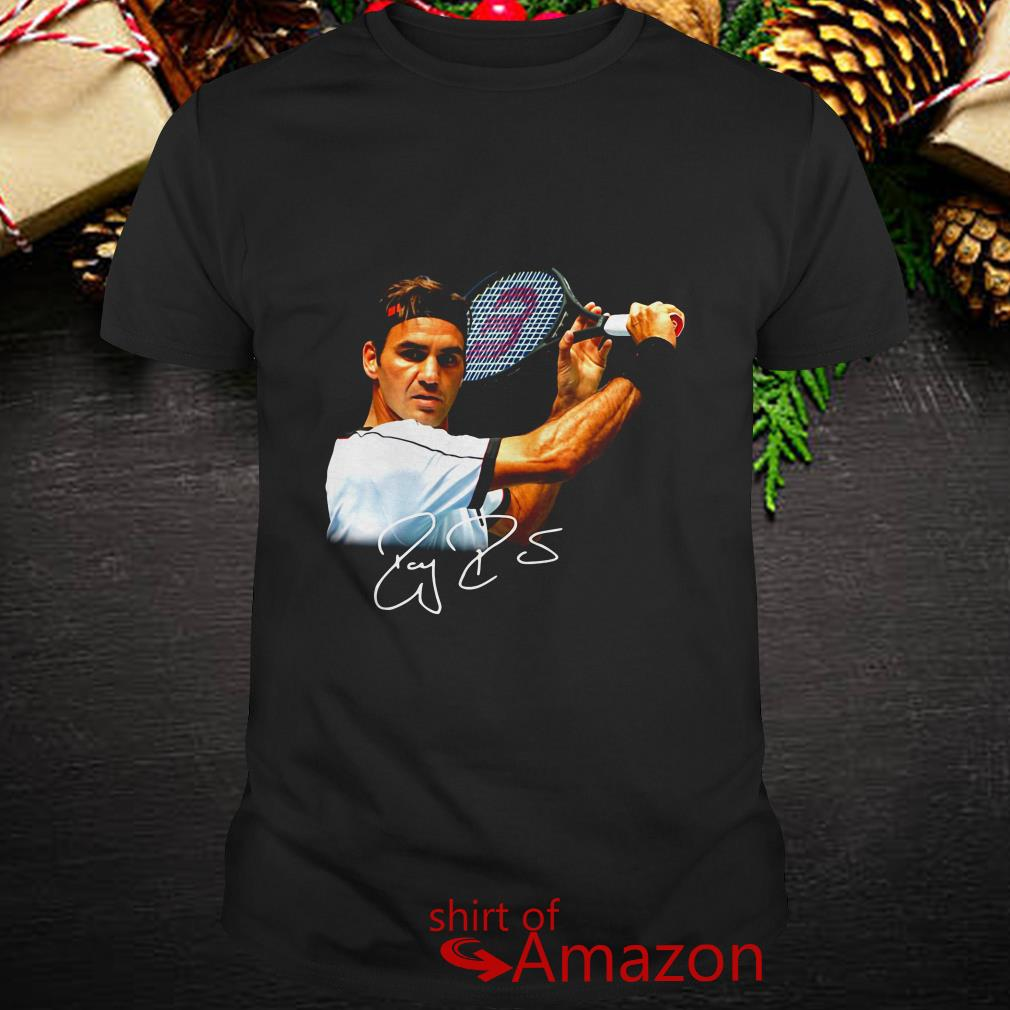 Novak Djokovic Signature Shirt Hoodie Sweater Ladies Tee And Tank Top