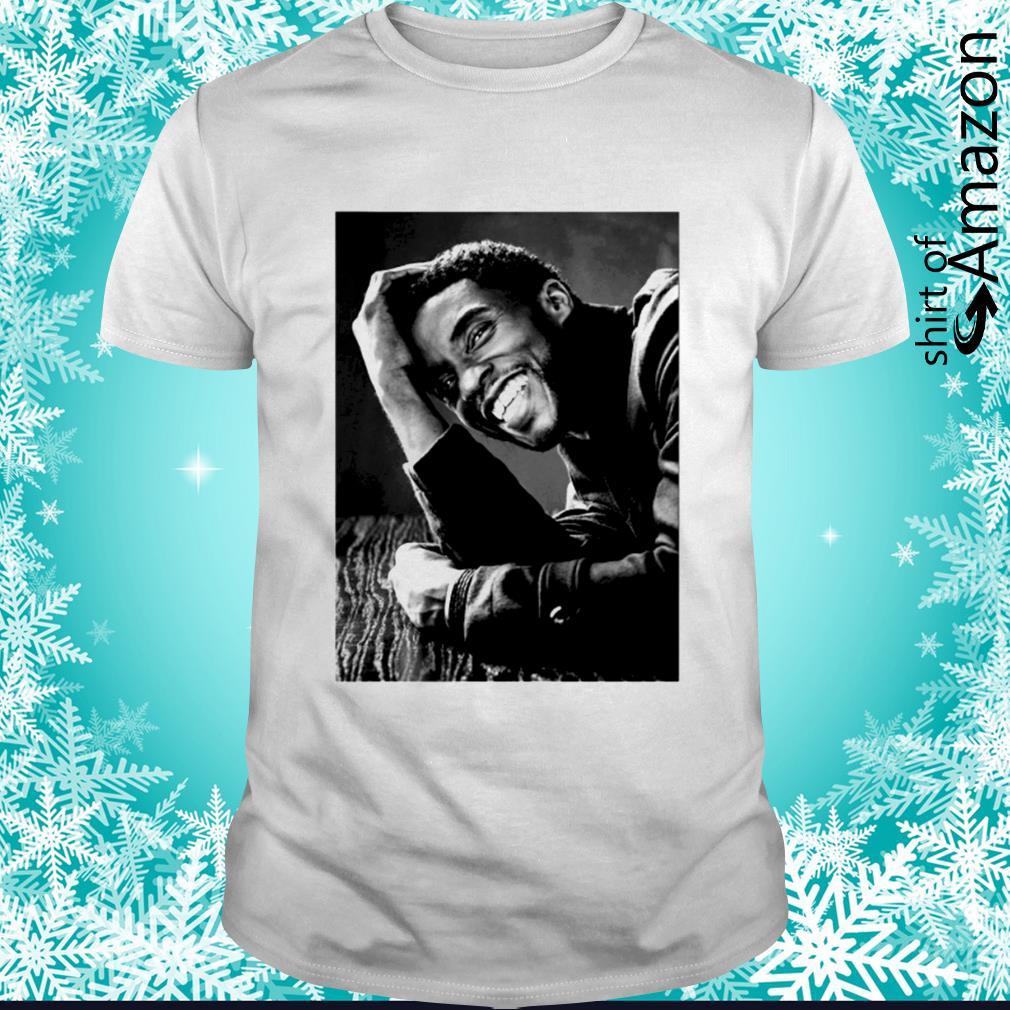 Black Panther actor Chadwic Boseman Dies shirt
