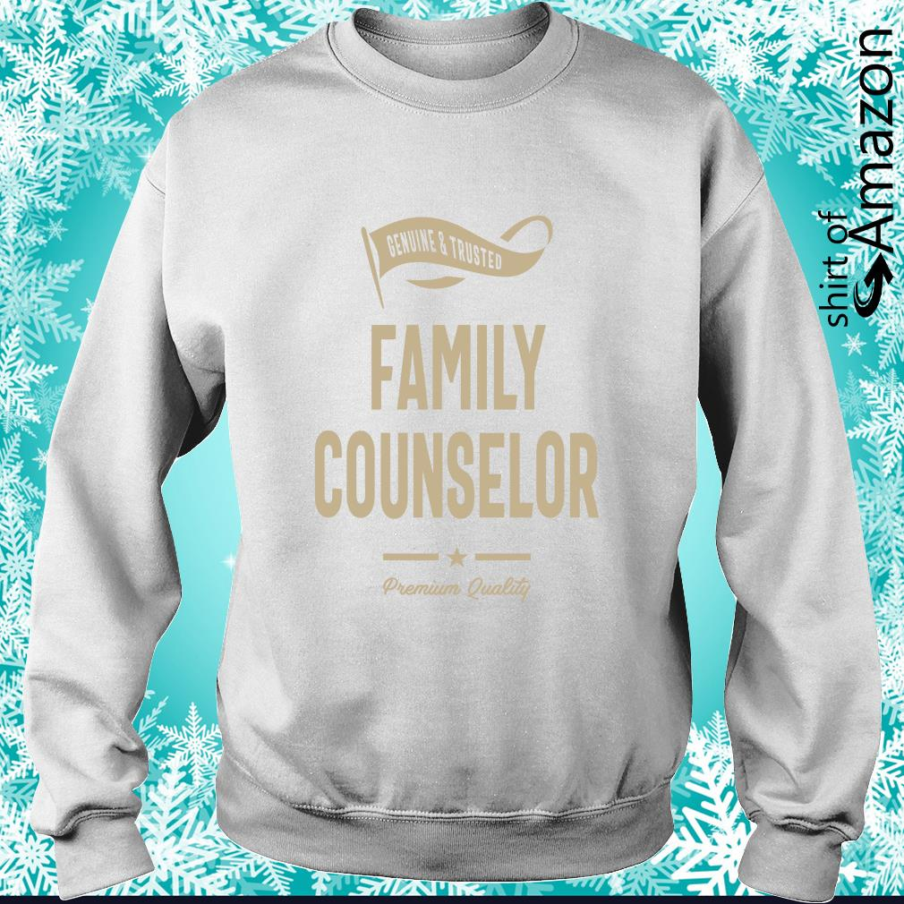 Genuine trusted Family counselor premium quality s sweater