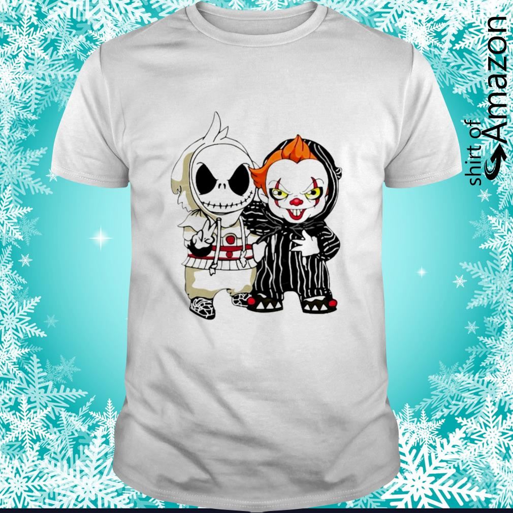 Jack and Pennywise shirt