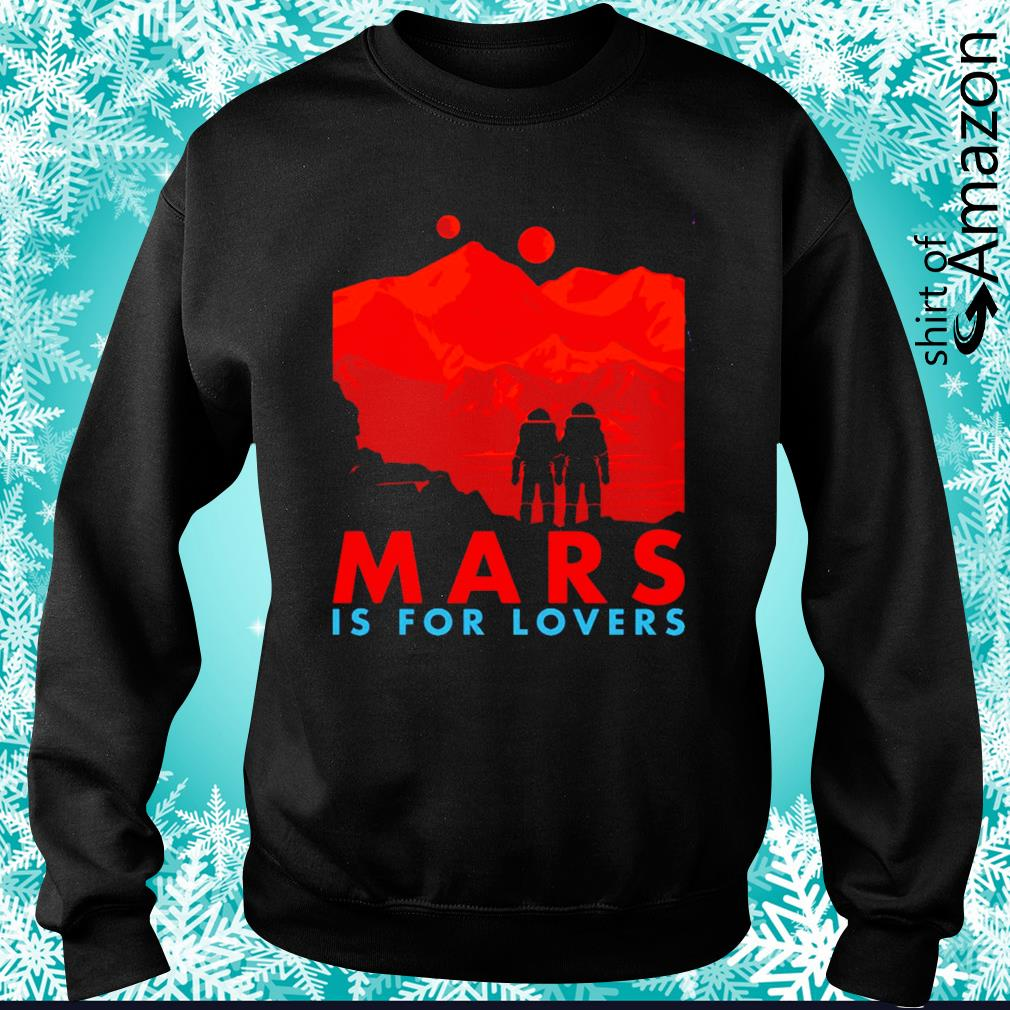 Mars is for lovers s sweater