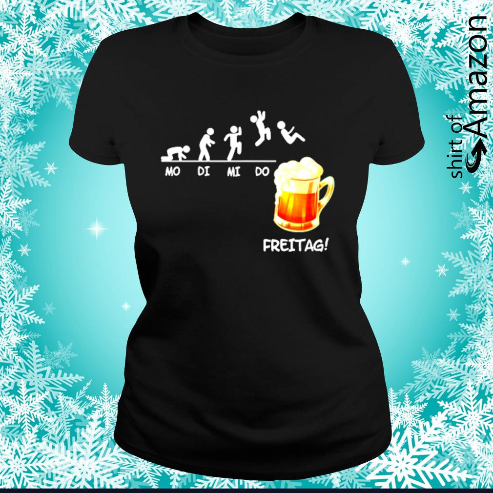 Mo di mi do freitag s ladies-tee