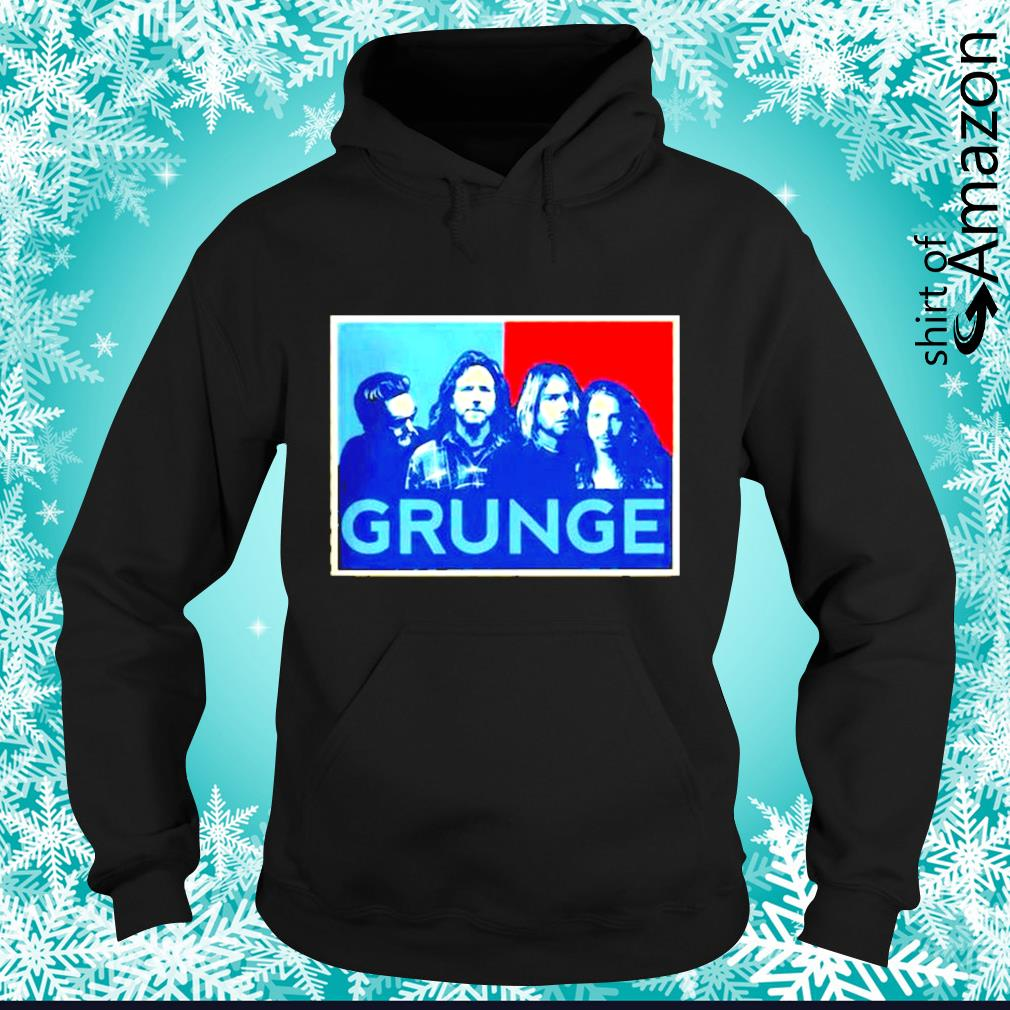MTV killed the grunge star s hoodie