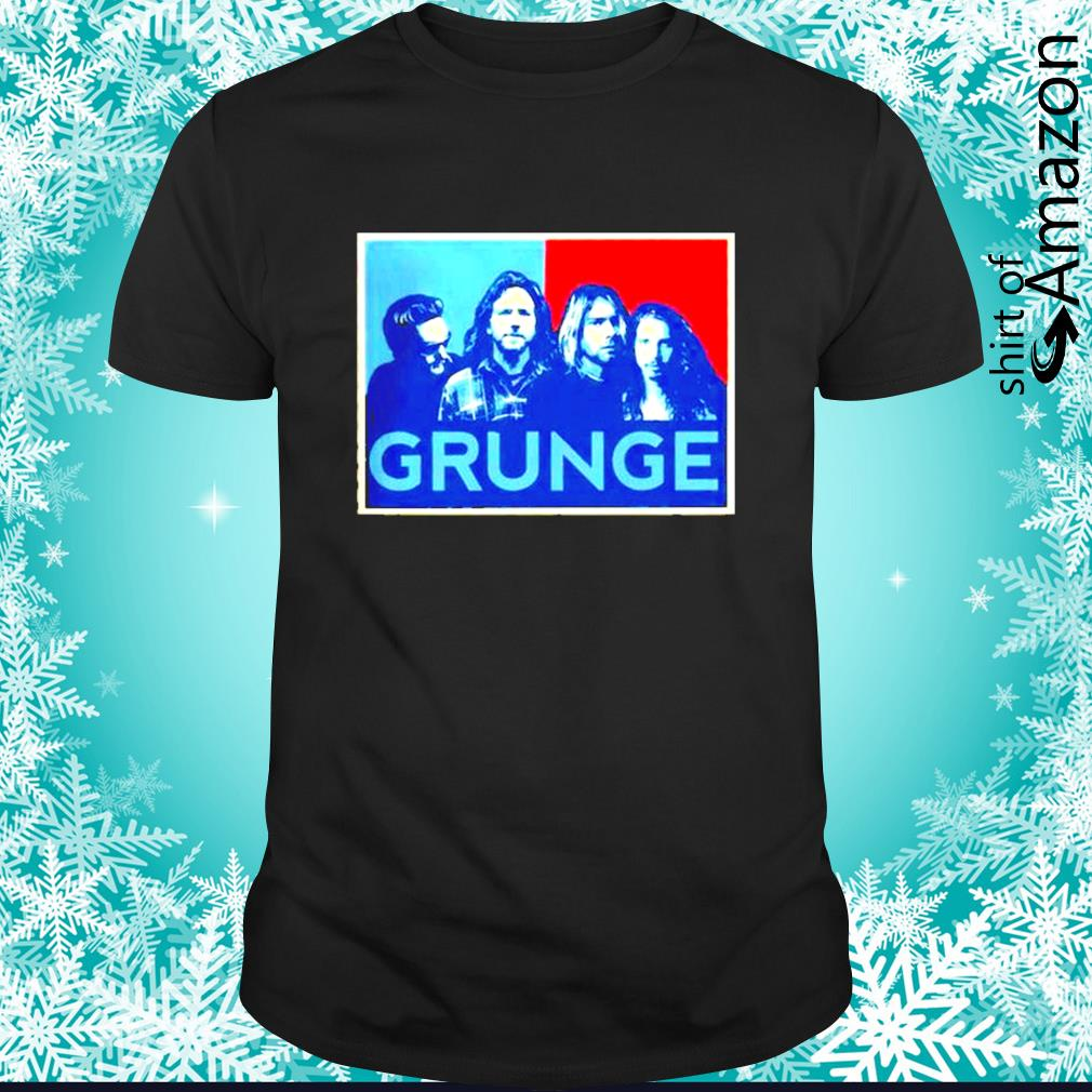 MTV killed the grunge star shirt
