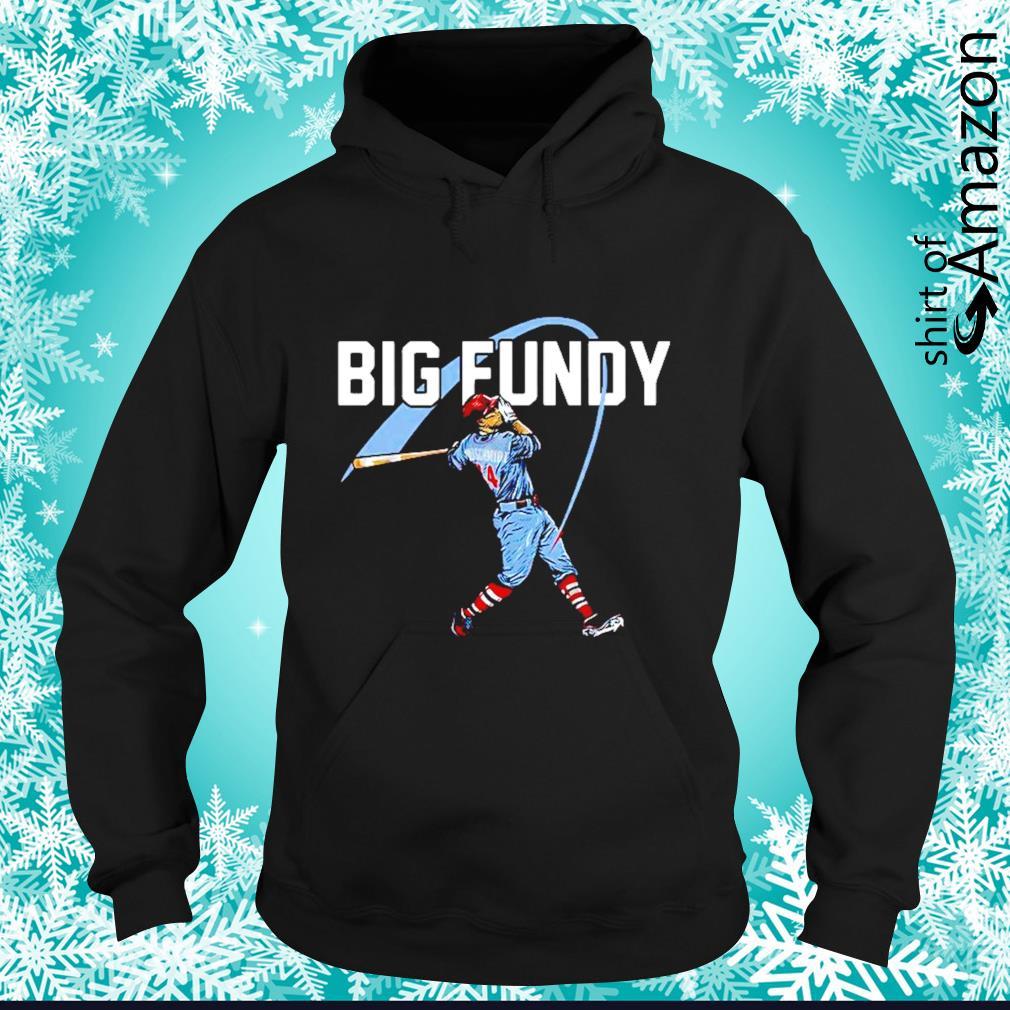 Paul Goldschmidt Big Fundy s hoodie