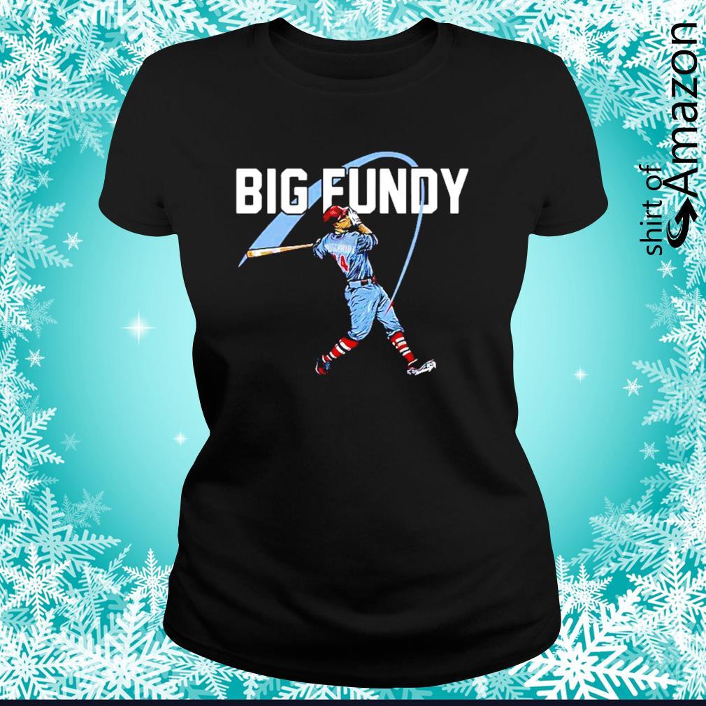 Paul Goldschmidt Big Fundy s ladies-tee