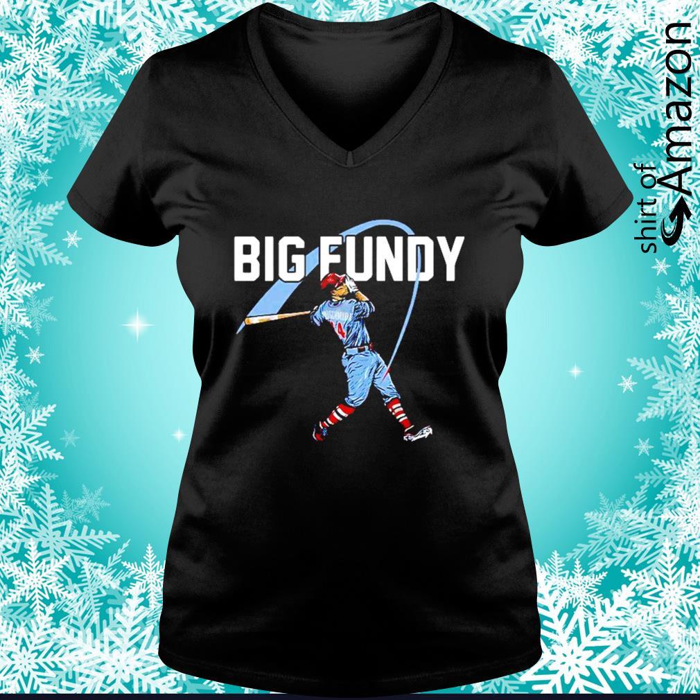 Paul Goldschmidt Big Fundy s v-neck-t-shirt