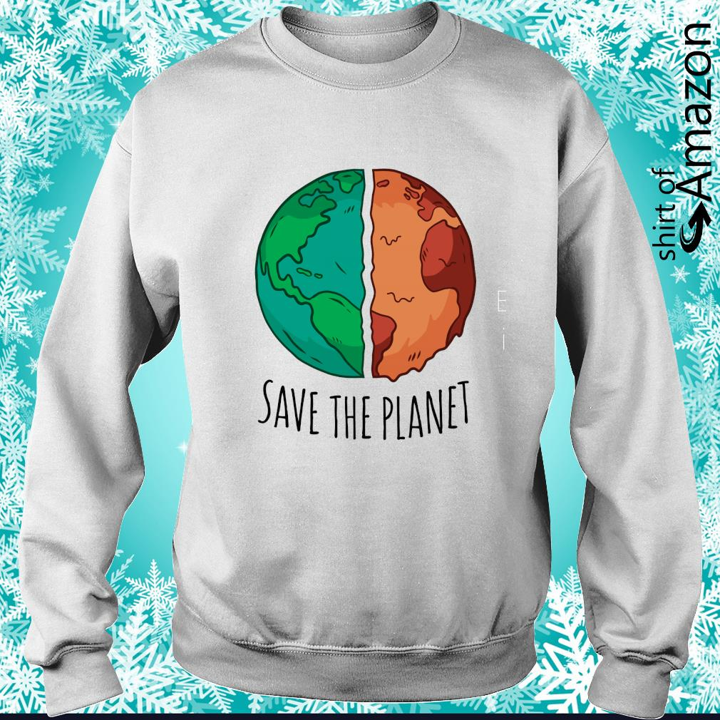Save the planet s sweater