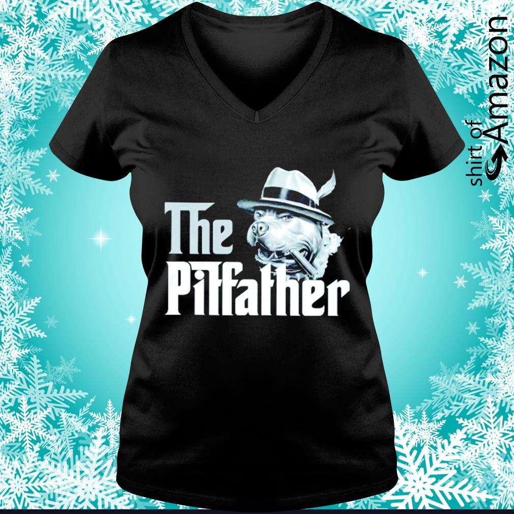 The Pitfather s v-neck-t-shirt