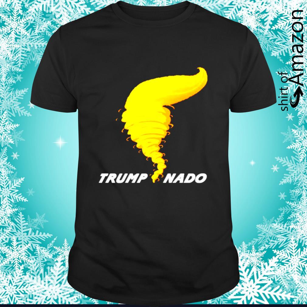 Trumpnado Donald Trump Tornado shirt