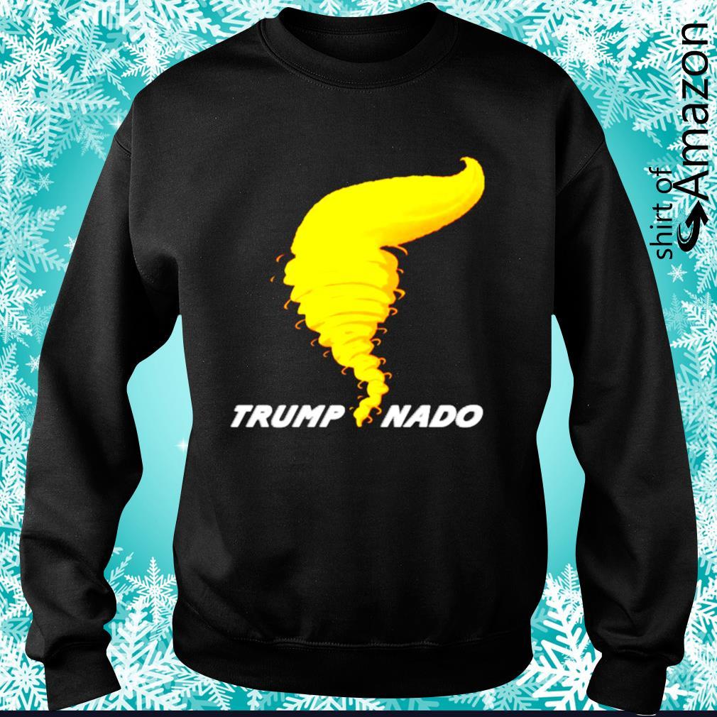 Trumpnado Donald Trump Tornado s sweater