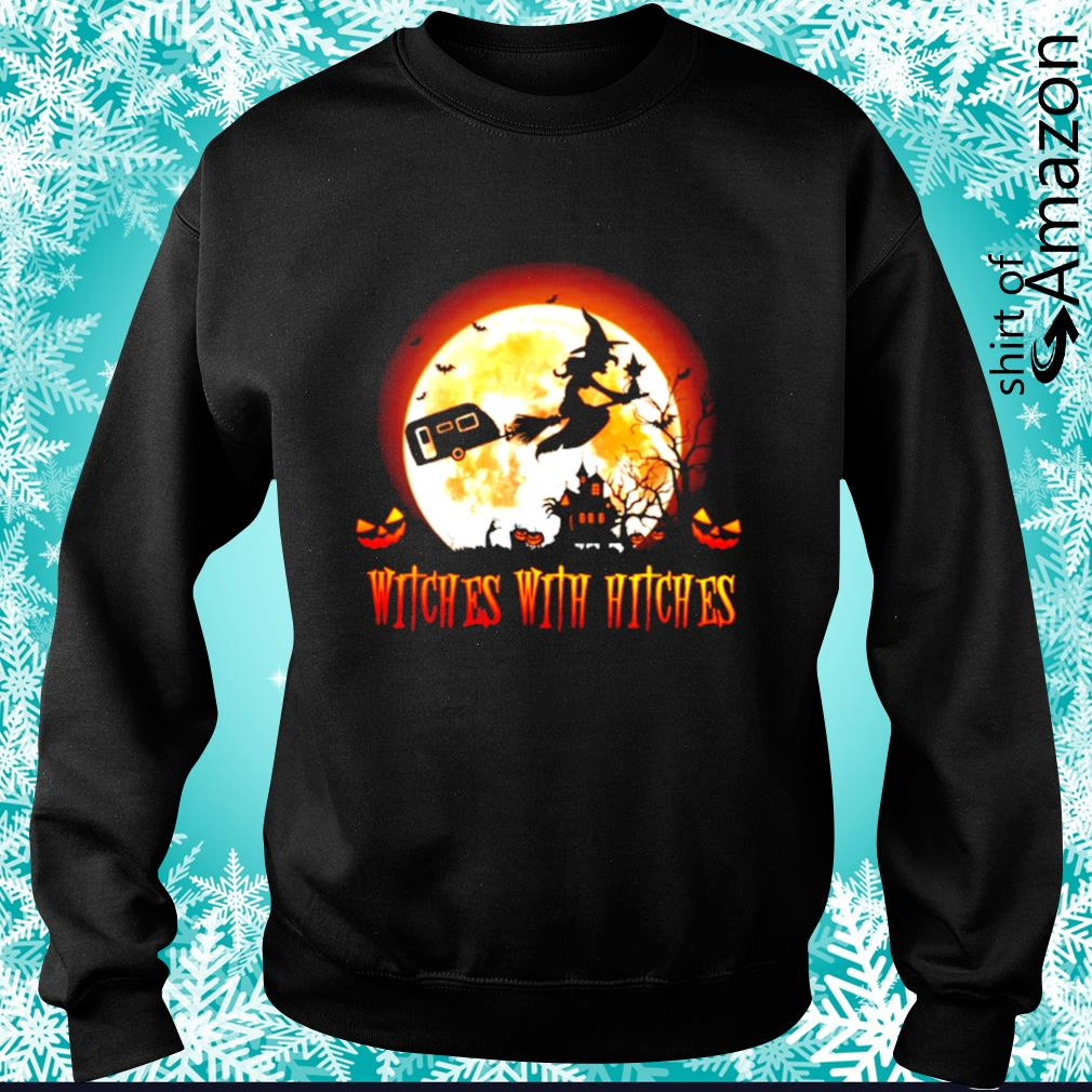 Witches with hitches s sweater