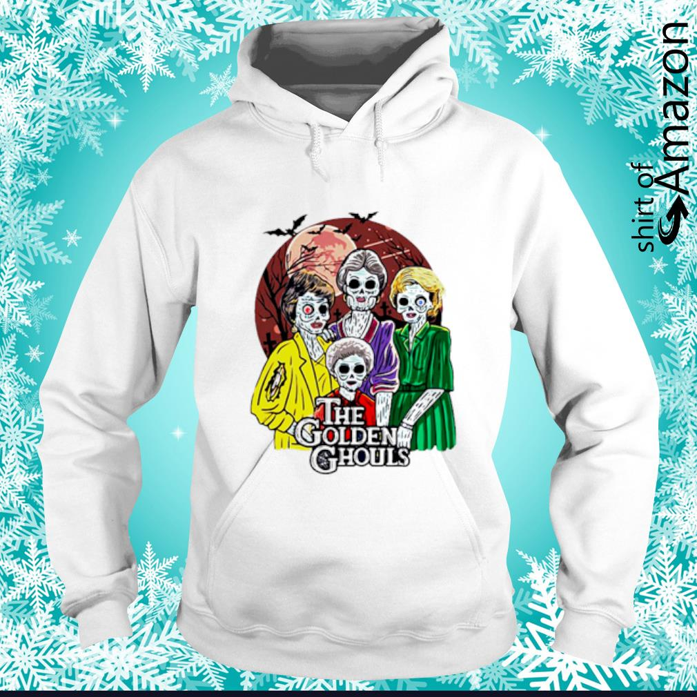 Happy Halloween The Golden Ghouls s hoodie