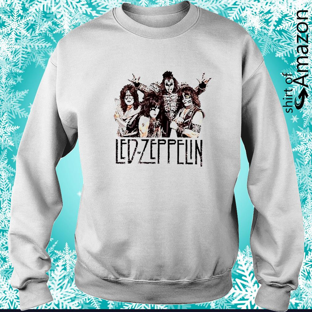 Led Zeppelin rock band s sweater