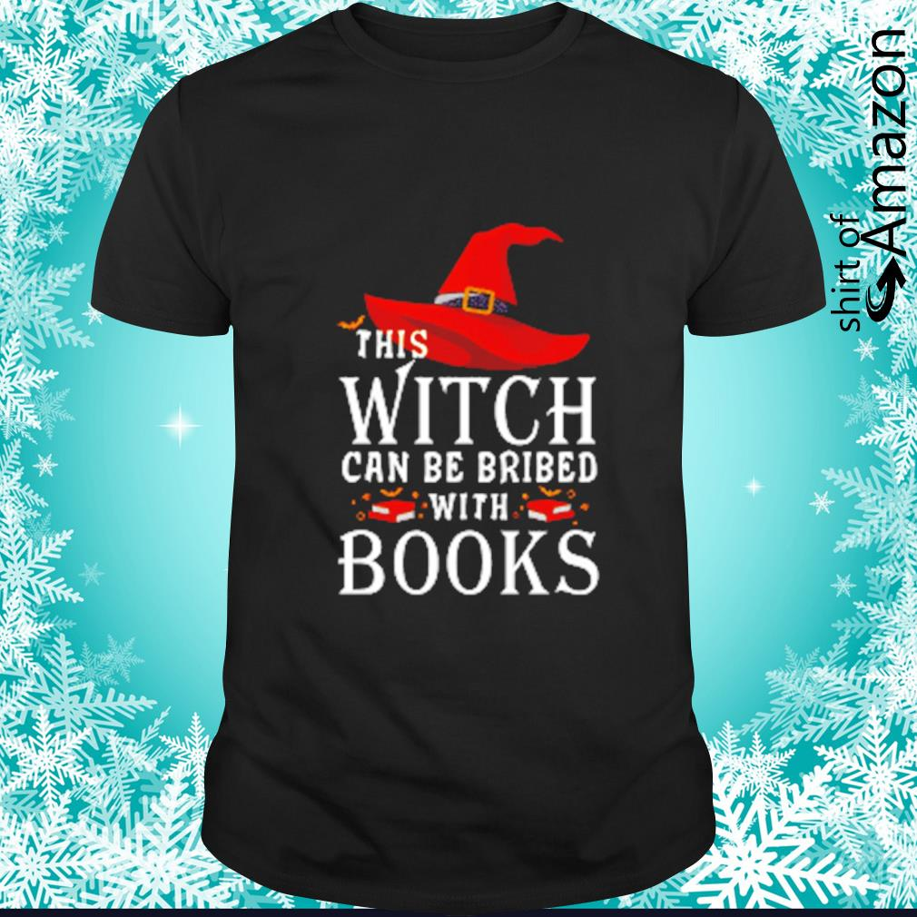 This Witch can be brided with books shirt